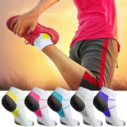 1-5Pair Compression Socks Plantar Fasciitis Arch Ankle Runni
