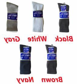 3 Pairs Diabetic CREW circulatory Socks Health Men's & Wom