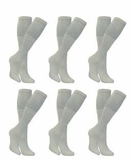 6-12-18 PAIR MENS BIG & TALL ATHLETIC SPORTS COTTON OVER THE