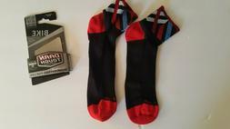 #6 - Darn Tough Socks XL Men: BIKE, 1/4 Sock, Ultra-Light
