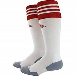 Adidas Copa Zone Soccer Socks Climalite White Red Size Child
