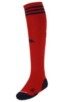 Adidas MLS Chivas USA Classic Cushioned Soccer Socks, Red/Na
