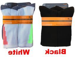 "C9 By Champion BOYS' CREW Socks 6-Pack ""DUO DRY & PREFORMANC"