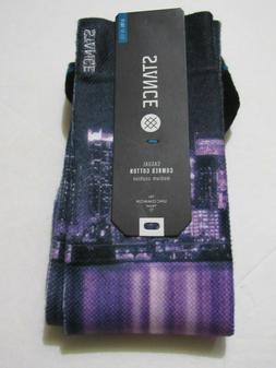 Stance Combed Cotton Medium Cushion Socks Mens  L/XL NWT Ref