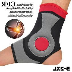 Compression Socks Ankle Support Foot Brace Running Basketbal