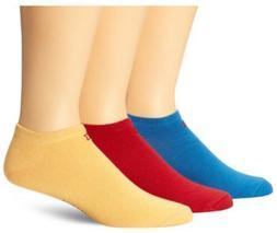 Cutter & Buck Mens Socks Casual No Show Low Cut Cotton Blend