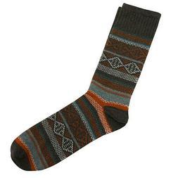 BIRKENSTOCK Earth Socks Brown Melange 12-14