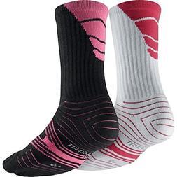 Nike Football socks black/white/pink size OS