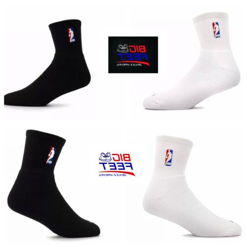 2 pack nba logoman white and black