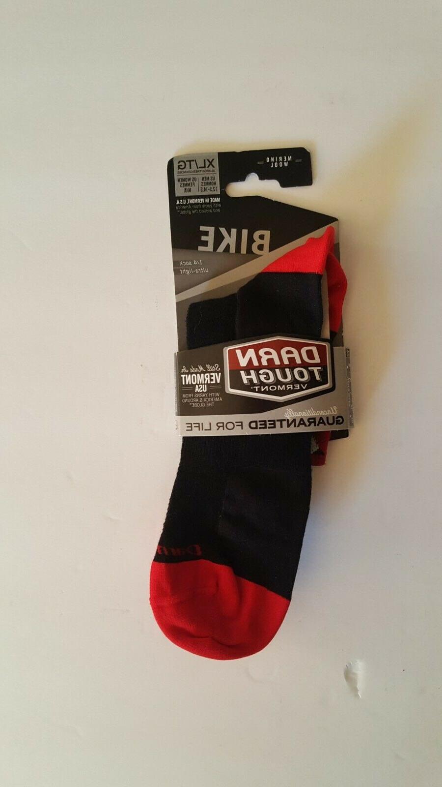 #6 - Darn Socks XL Men: 1/4 Ultra-Light