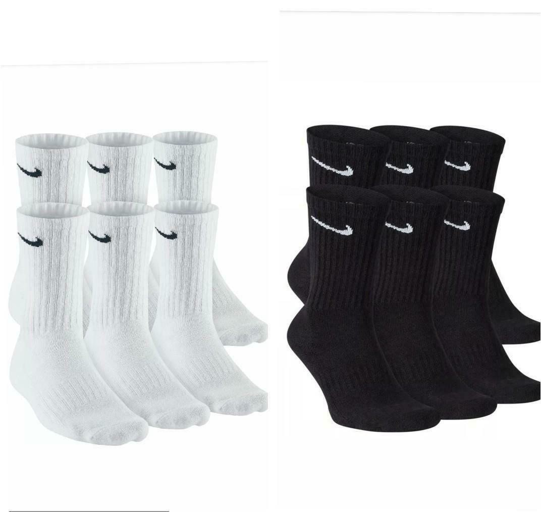 everyday cotton cushioned socks dri fit technology