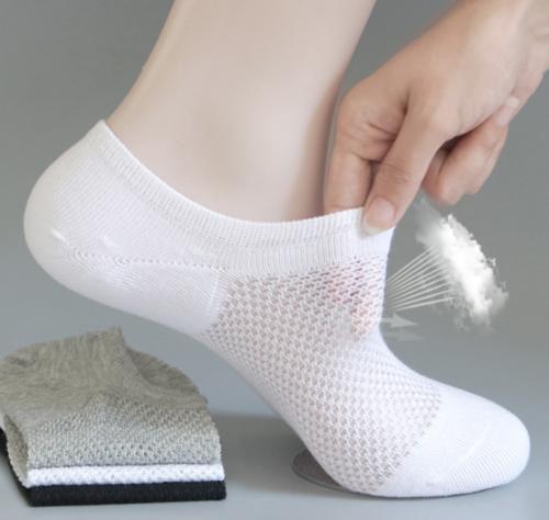 Men/Women Cooling Summer Socks Set Loafer Boat Ankle Invisib