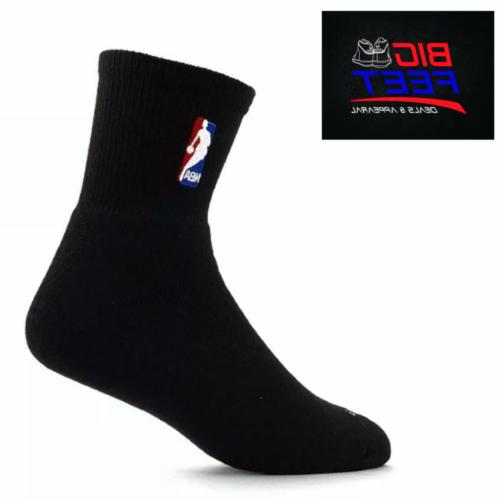 2 PACK NBA Elite Quarter Socks Size XXL /