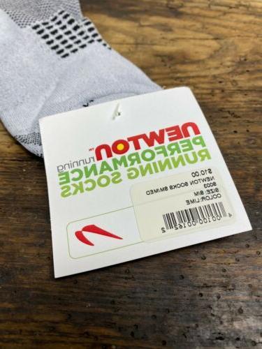 New White Quarter Socks S/M