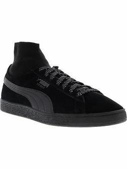 Puma Men's Classic Sock High-Top Suede Fashion Sneaker