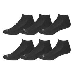 Fruit of the Loom® Men's Durable Cushioned No Show Socks 6