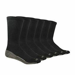 Dickies Men's Multi-Pack Dri-Tech Moisture Control Crew Sock