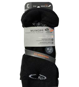 C9 By Champion® Men's Premiun black no show sock DUO DRY FI