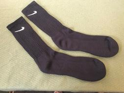 NEW AUTHENTIC NIKE SOCKS ONE PAIR SPORTS RUNNING WALKING MOI