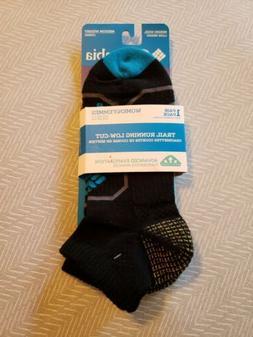 New Columbia merino wool, womens low cut trail running socks