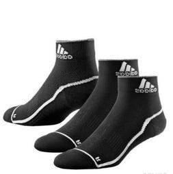 NEW Adidas Performance Climacool Quarter Length Running Sock