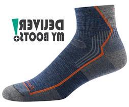 *NEW* Darn Tough Socks 1959 - Hiker 1/4 Sock Cushion - 3 Col