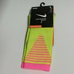 nwt performance cushioned crew soccer socks 1