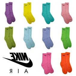 Official Nike Everyday Socks - Ankle or Crew Options - Bold