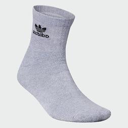adidas Originals Trefoil Quarter Socks 6 Pairs Men's