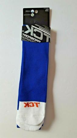 TCK PROSPORT Performance Tube Socks Royal Large ProDri 1 Pai