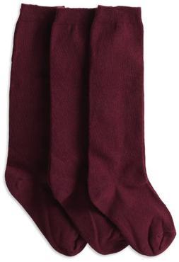 Jefferies Socks Little Girls'  School Uniform Knee High  , B