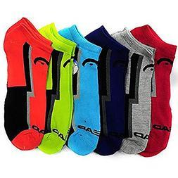 Starter Men's No Show Socks, 6-Pack