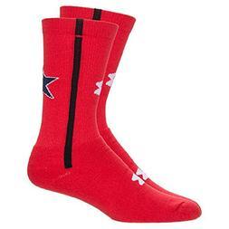 Under Armour Men's Texas Flag Crew Socks