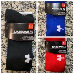 Under Armour UA U450 HeatGear 2 PACK Knee High Socks Over Th