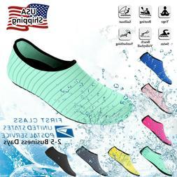 Water Socks Barefoot Skin Shoes Quick-Dry Aqua Beach Water S
