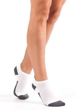 Bellissima Women's Athletic No Show Socks Running Cycling Cu