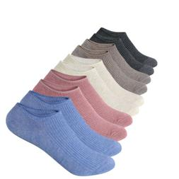 Women's Fashion Non Slip Low Cut Socks Ankle No Show Athleti