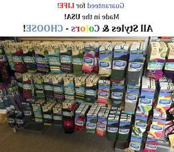 Darn Tough Women's Socks Size LARGE- Choose Style & Color- N