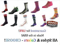 Darn Tough Women's Socks Size MEDIUM- Choose Style & Color-