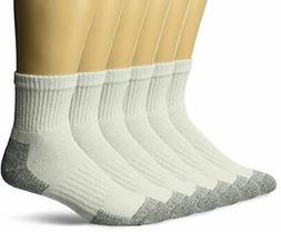 Fruit of the Loom Men's Work Gear Heavy Duty Ankle Boot Sock